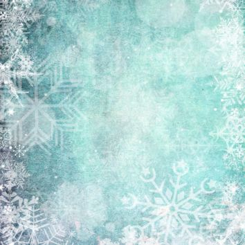 Snowflake Scattered / 7860