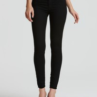 J Brand Black Denim Leggings