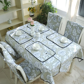 Home Decor Tablecloths [6283652806]