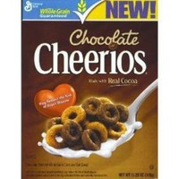 Chocolate Cheerios Cereal, 11.25 ounce (Pack of 4)