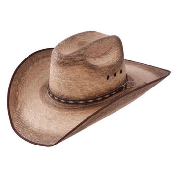 Resistol Men's Amarillo Sky Mexican Palm Cowboy Hat X-Large Natural