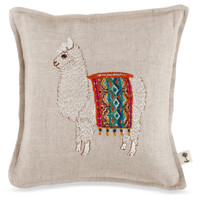 Alpaca Mini Pillow