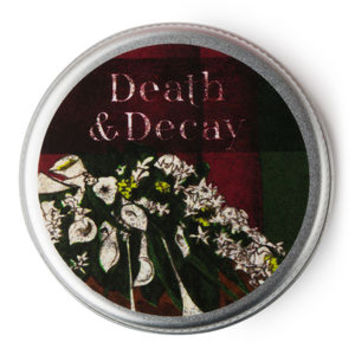 Death & Decay Solid Perfume
