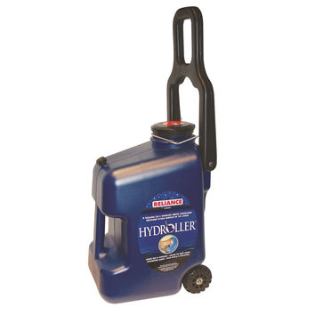 Reliance Hydroller Wheeled Water Container 8 Gallon