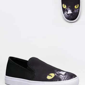 CHILL KITTY SNEAKER