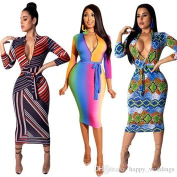 Size(S~XXXL) 2019 african clothes design Dashiki dresses african casual dresses for lady/women