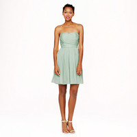 J.Crew Womens Petite Arabelle Dress In Silk Chiffon