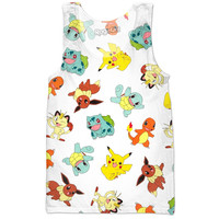 Tank top Pokemon