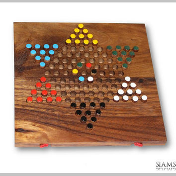 Chinese Checkers Large, Halma, 3D Logic game