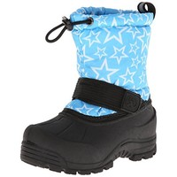 Northside Girls Frosty Winter Faux Fur Lined Winter Snow Boots