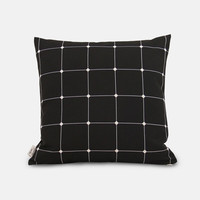 grid / outdoor scatter cushion