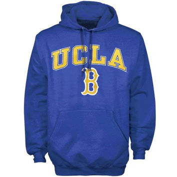 UCLA Bruins Arch Over Logo Hoodie – Royal Blue