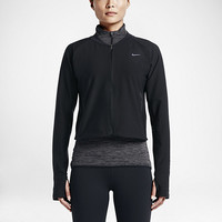 The Nike City Bomber Women's Running Jacket.