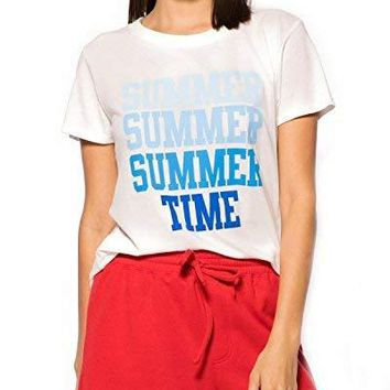 Sub_Urban RIOT Summer Time Graphic T-Shirt Top