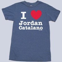 'I Heart Jordan Catalano' Women's T-Shirt
