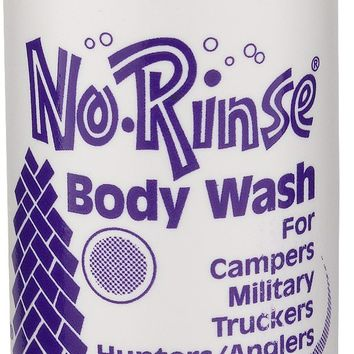 No Rinse Body Wash - 2 fl. oz.