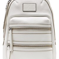 Marc by Marc Jacobs - Packrat Leather Backpack