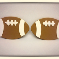 Football electrical socket outlet cover~Football decor~Sports decor~outlet plug cover~Nursery decor~set of 2