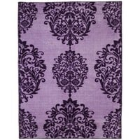 "Xhilaration® Chandelier Area Rug - Purple (4'x5'6"")"