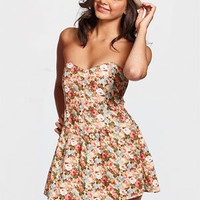 Distsy Floral Romper