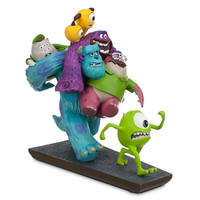 Disney Monsters University Limited Edition Figure | Disney Store