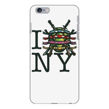 i (turtle) ny iPhone 6 Plus/6s Plus Case
