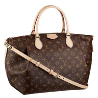 Louis Vuitton Turenne Handbag Shoulder Bag Purse (GM)