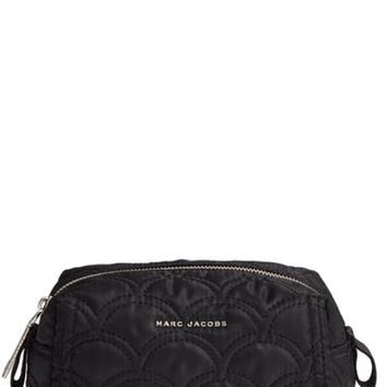 MARC JACOBS Large Quilted Cosmetics Bag | Nordstrom