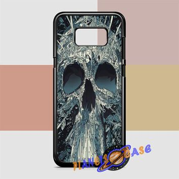 Abstract Skulls Artwork Samsung Galaxy S8 Case Planetscase.com