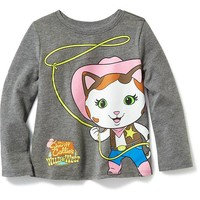 Disney© Sheriff Callie'S Wild West Tee for Toddler | Old Navy