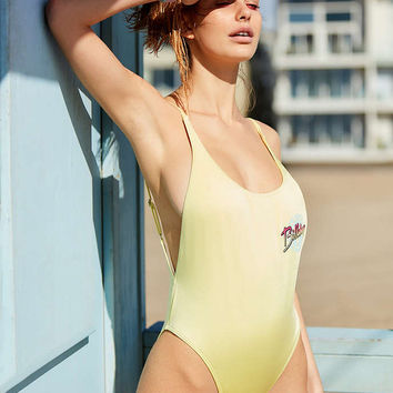 Billabong X UO Sunny Eyes One-Piece Swimsuit - Urban Outfitters