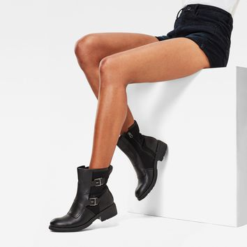 Labor Buckle Boots | black | Women | G-Star RAW®