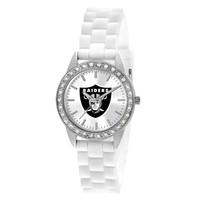 Oakland Raiders NFL Women's Frost Series Watch