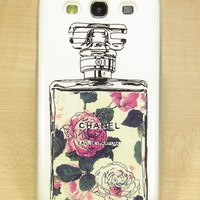 Samsung galaxy s3 case Perfume Hard samsung galaxy s3 I9300 Cover
