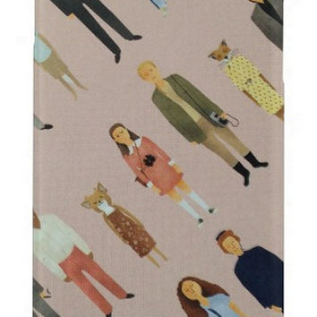 Wes Anderson Character Phone Case - iPhone 5,5S,6,6 Plus - Samsung Galaxy S4, S5, S6, Note 4