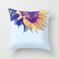 And Keep You Always (color) Throw Pillow by Skye Zambrana | Society6