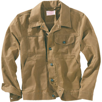 Filson Short Cruiser Jacket - Men's Tan,
