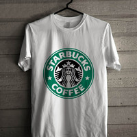STARBUCKS COFFEE for man and woman shirt / tshirt / custom shirt
