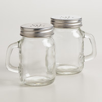 Mason Jar Salt and Pepper Shaker - World Market