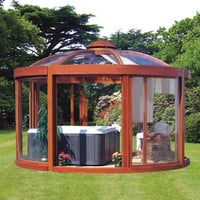 The Scandinavian Backyard Gazebo