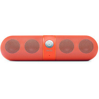 Beats By Dre Beats Pill Neon Orange Wireless Speakers at Zumiez : PDP