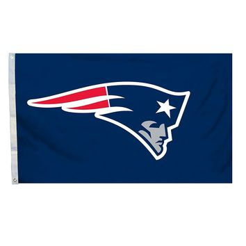 New England Patriots Game Day 3x5 Football Flag