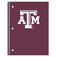 "Texas A&M Aggies ""Back to School"" 5 Pack Notebook"