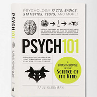 Psych 101 By Paul Kleinman | Urban Outfitters