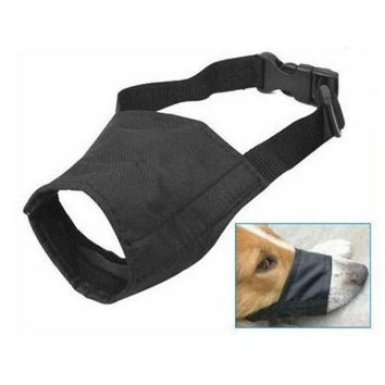 Nylon Muzzle - Stops Biting, Barking, Nipping, Chewing