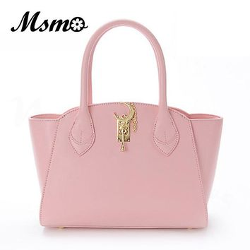 Samantha Vega Sailor Moon Luxury Women Handbag Famous Cute Design Women Hand bag Small Leather Ladies Bag Moon LUNA Bag Cat Tote