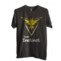 Team Instinct Men Tshirt tee