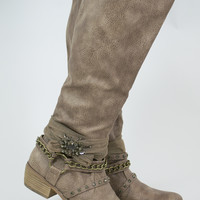 Seattle Cowgirl Riding Boot