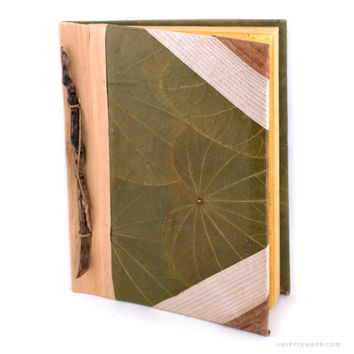 Banana Leaf Journal Assorted on Sale for $12.99 at The Hippie Shop