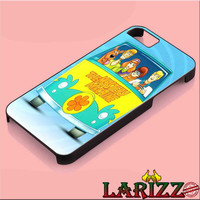 """Scooby Doo in Car for iphone 4/4s/5/5s/5c/6/6+, Samsung S3/S4/S5/S6, iPad 2/3/4/Air/Mini, iPod 4/5, Samsung Note 3/4 Case """"002"""""""